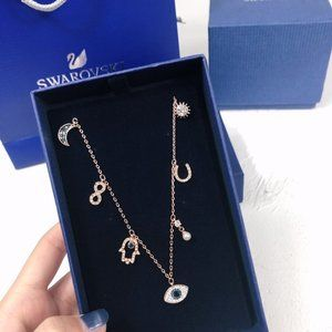 🍁NWT Swarovski Jewelry Fine Necklace